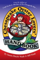 Wade chesapeake oyster lovers handbook book cover