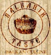 balkanik taste logo
