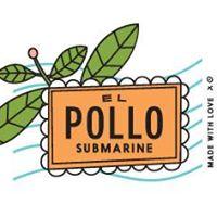 pollo submarine logo